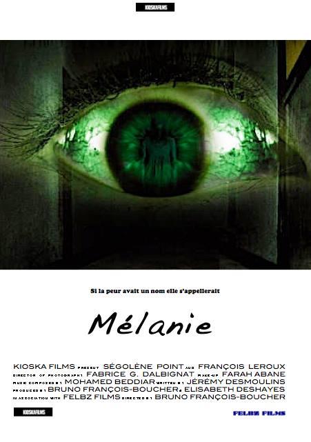 AFFICHE  MELANIE