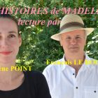 LES HISTOIRES DE MADELEINE – LECTURE – SALLE de LA ROTONDE 56750 DAMGAN